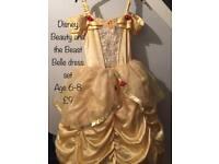 Belle Disney princess dress