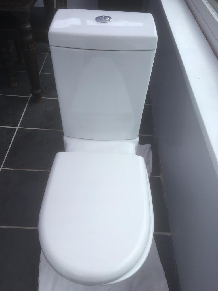 Toilet & Sink set   in Martham, Norfolk   Gumtree