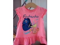Finding Dory Girls Top