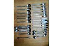 knives forks spoons bundle