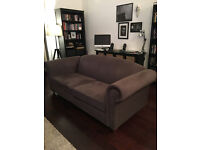 IKEA 3-Seater Balingsta Brown Sofa - Like New. (Can be delivered)