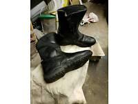 J&s motorbike boots