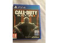 Call Of Duty: Black Ops 3 (No DLC) Gaming / Playstation4 Games