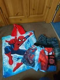 Spiderman swimmers