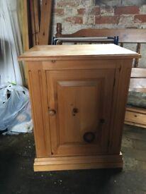 Pine storage unit
