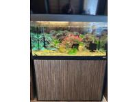 200l tank with filter