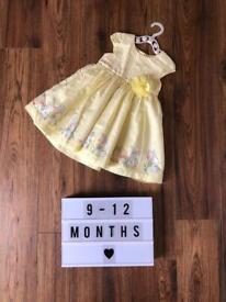 9 - 12 Month Bunny Dress