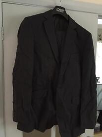 Men's Jeff Banks Grey Suit