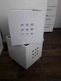 Ikea storage box × 2