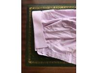 4 x Charles Tyrwhitt shirts 17.5 collar and double cuffed