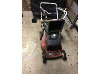 Mountfild petrol lawn mower £40