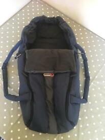 Phil & Teds lightweight Cocoon Carrycot