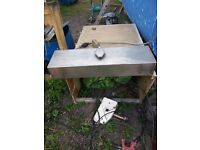 Boat fuel tank.stainless steal.five gallon with on off tap.£50 ono