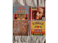REGGAE CD'S