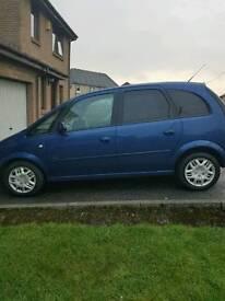 Vauxhall Meriva 1.4 2009