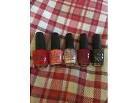 OPI NAILVARNISH