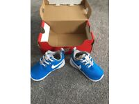 Infant Nike trainers size UK 3.5 brand new in original packaging never worn