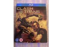 Clash Of The Titans Bluray DVD