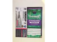 Creamfields 2018 Silver 3 Day Camping Ticket