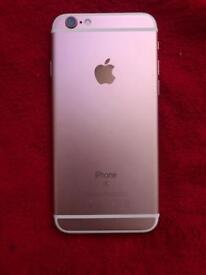 iPhone 6s rose gold 16GB (Vodafone)