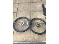 Continental disc spec wheels 26inch