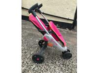 Quinny Twin Toy Buggy