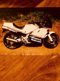 Honda NSR400 Rothmans
