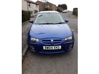 FOR SALE MG ZR MK2 160 VVC - LATE 04 MODEL