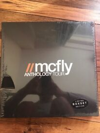 Mcfly dvd box set