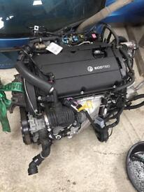 Vauxhall Astra gtc 1.6l turbo a16 let Engine complete