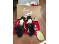 Christian Louboutin shoes UK 6 EU 39