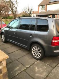 Vw Touran 7 seater 1.9tdi