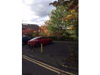Parking Space in Glasgow, near Sauchiehall Str.