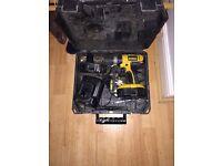 Dewalt electric drill dc 725