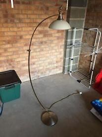 FRANKLITE ASTI GOLD PLATIUM LAMP RRP £550