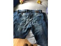 Age 14 diesel jeans