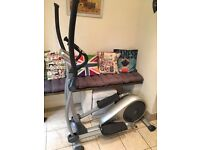 V-fit MPTE2 Programmable Magnetic Elliptical Trainer