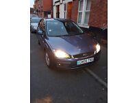 Focus 1.8 long mot 06 plate excellent car