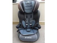 Nania i Max - High Back Booster Car Seat - Groups 1-3
