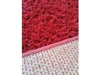 Shaggy Carpet/Rug for sale- Made in Turkey. 120/160 sm