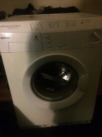 Hoover 1300 Special Edition washing machine