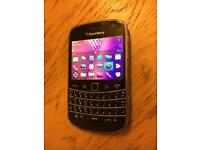 blackberry bold 9900 on o2