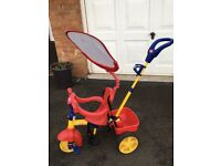 Little Trike - used but good condition