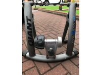 Giant Cyclotron Fluid Turbo Trainer