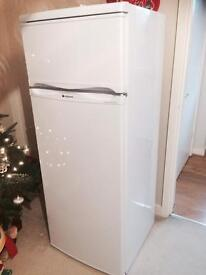 SOLD!! Hotpoint fridge freezer - excellent condition