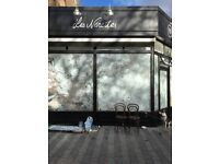 Waitresses needed for new French restaurant in Clapton