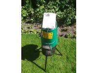 Full working order B & D garden shredder. buyer collects pay cash