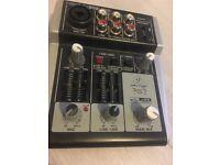 Behringer XENYX 302USB ‑ Analogue mixer