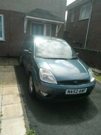 REDUCED Ford Fiesta 1.4 Diesel, MOT NOV 18 2 Keys!! Full history