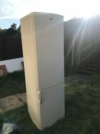 Tall fridge freezer